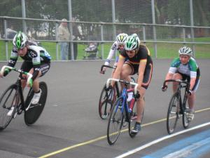 Olympic Omnium 2012 - Points race