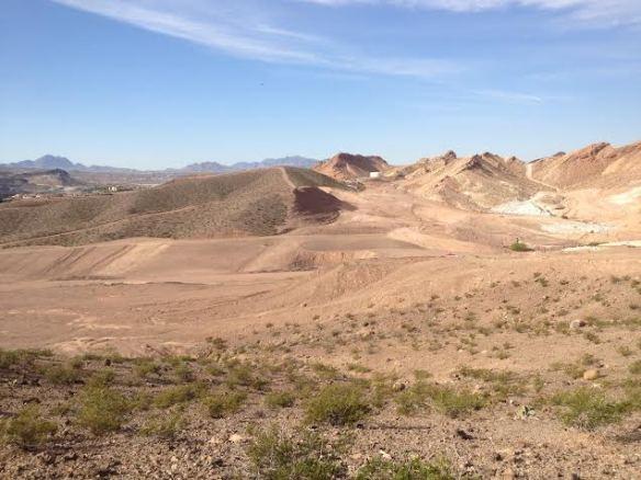 Xterra West Landscape