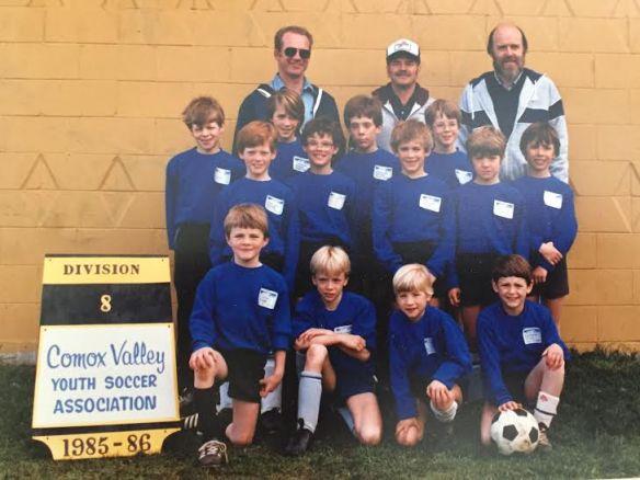 1985 soccer